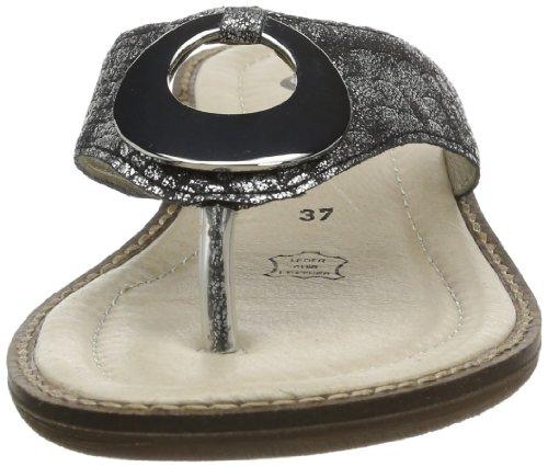 Dorndorf Sandali plateau 90 da Lifts Silver con donna altsilber Silber rprxw4