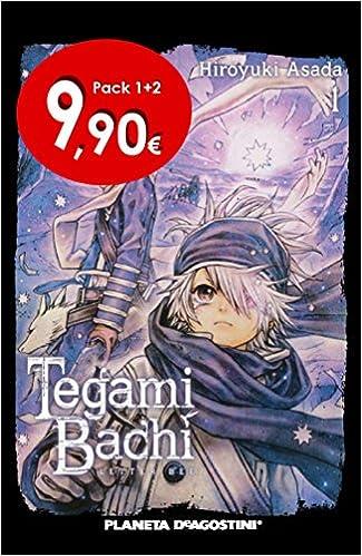 Pack Tegamibachi 1+2 (Manga Shonen): Amazon.es: Asada, Hiroyuki: Libros