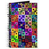 quilt diary - CafePress - Crazy Quilt Journal - Spiral Bound Journal Notebook, Personal Diary, Blank