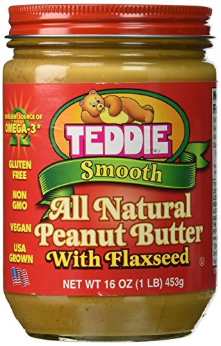 The 3 best teddie peanut butter flaxseed for 2019
