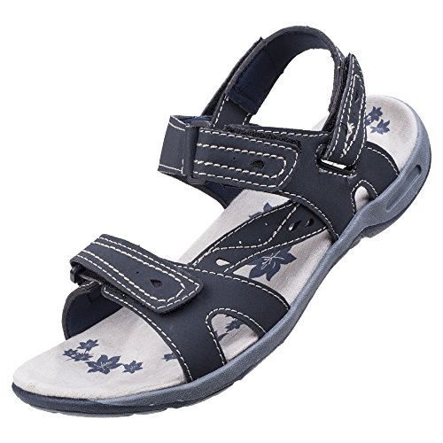 Cotswold Womens/Ladies Highworth Sandals Navy EU9iAYnZRl