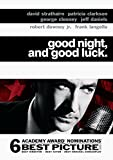 DVD : Good Night, and Good Luck