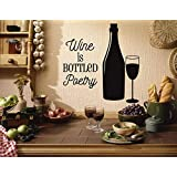 BYRON HOYLE Wine Decal