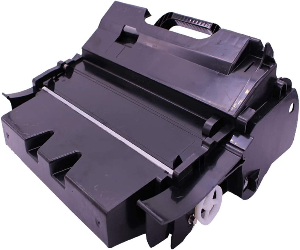 Compatible Toner Cartridges Replacement for LEXMARK T650H11L Toner Cartridge for LEXMARK T654DN T654DTN T654N Toner,Black
