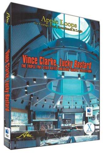 Amg Sample Cd (Vince Clarke Lucky Bastard - Apple)