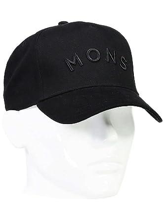 448954dcc Mons Royale Signature Wool Ballcap, Pinot, One Size: Amazon.de ...