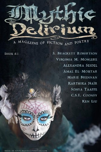 Mythic Delirium Magazine Issue 0.1