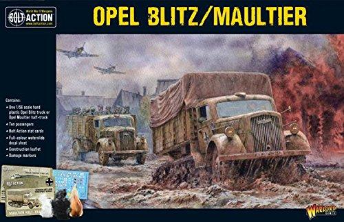 Bolt Action: Opel Blitz/Maultier