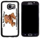 Best Rikki Knight LLC Friends Galaxy S6 Cases - Rikki Knight My Best Friend is a French Review