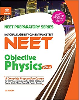 Buy Objective Physics for NEET - Vol  2 Book Online at Low Prices in