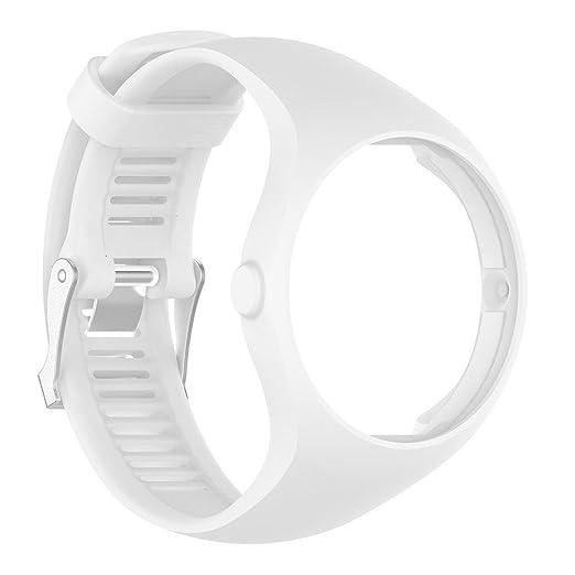 Broadroot Correa de Reloj Reemplazo de Correa de Reloj Inteligente para Polar M200 con Hebilla(