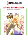 A Very Stylish Affair by Emma Darcy front cover