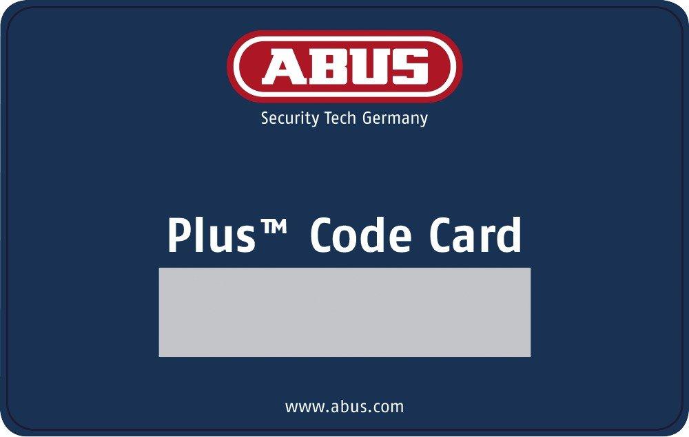 ABUS AB37//55 B Cadenas Noir