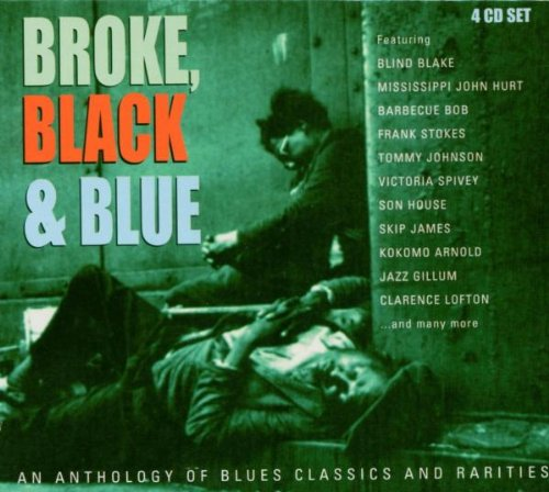 Broke, Black and Blue by Proper Box UK