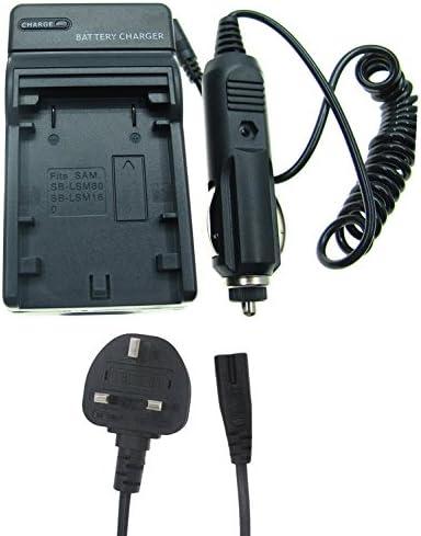 VP-DC165WB Battery Pack for Samsung VP-DC163 VP-DC165Wi VP-DC163i VP-DC165W VP-DC165WBi Digital Camcorder