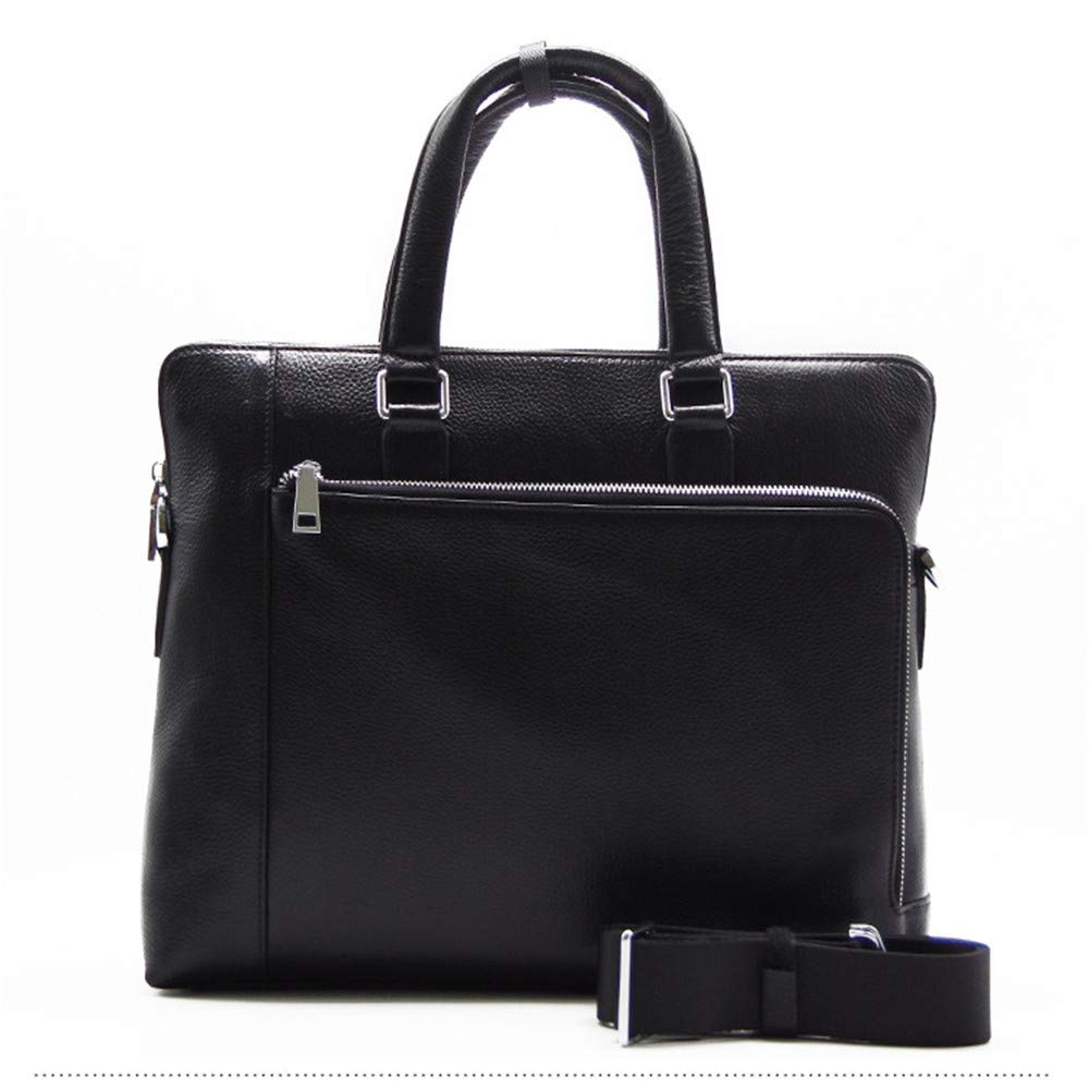 b096a870534a LBYMYB Tote Bag Cross-Strait Business Casual Cross-Shoulder Crossbody pour  Hommes