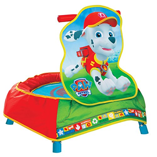 Paw Patrol Marshall Indoor Childrens Toddler Trampoline by KidActive