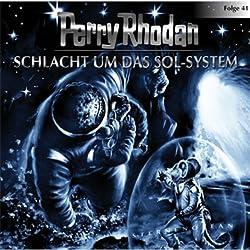 Schlacht um das Sol-System (Perry Rhodan Sternenozean 41)