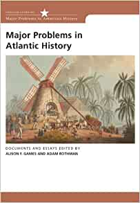 Series: Major Problems in American History