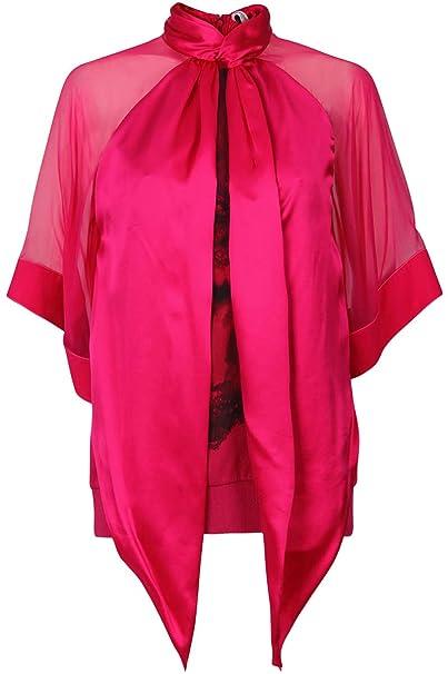Givenchy Camisa Rottweiler Silk (36)