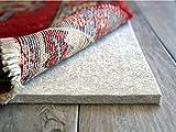 Rug Pad USA, 1/2'' Thickness,  9'x12', Eco Plush Felt Rug Pads- Preserve Rug, Protect Floor