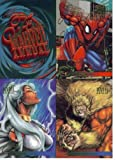 1995 Fleer Flair Marvel Annual Trading Cards Promo