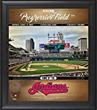 "Cleveland Indians Framed 15"" x 17"" Welcome to the Ballpark Collage - MLB Team Plaques and Collages"