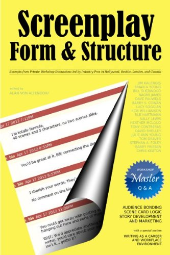 Screenplay Form & Structure