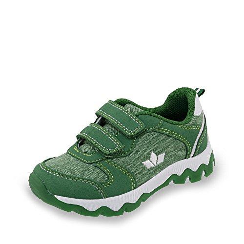 Lico - Zapatillas para niño verde/blanco verde/blanco