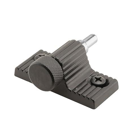 Defender Security S 4003 Sliding Door Lock, 1-9/16 in. Hole ...