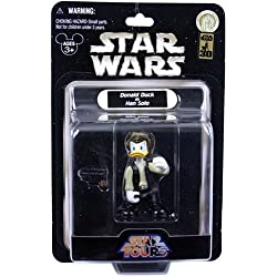 Star Tours Wars Donald as Han Solo Disney Figure