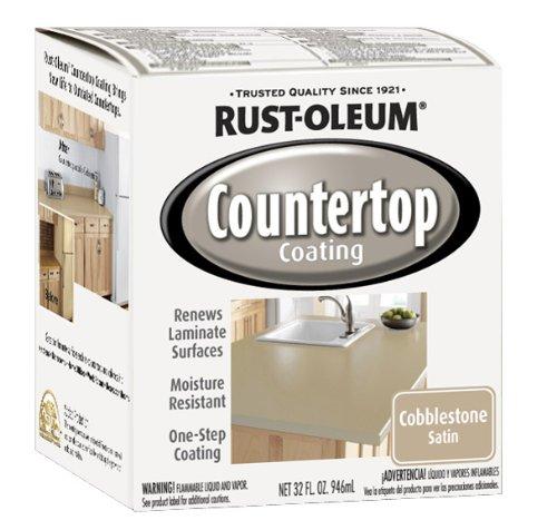 Rust-Oleum Countertop Coating, Quart, Black