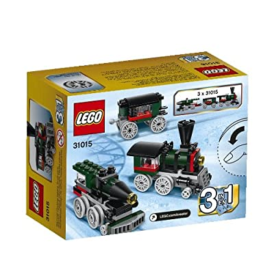 LEGO Creator 31015 Emerald Express (Discontinued by manufacturer): Toys & Games