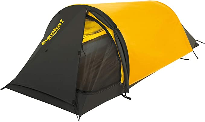 Eureka Solitaire One Person Bivy Style Backpacking Tent