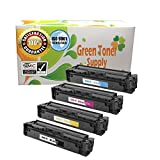 GTS Compatible 1264C001/1245C001/1246C001/1244C001 Toner Cartridge [045H XL] High Yield Black 2800 pages Color 2200 Pages for Laser Printer Color imageCLASS MF632CDW MF634CD (4Pack)