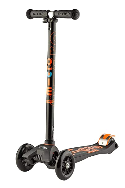Maxi Micro Deluxe Scooter - Black by Maxi Micro