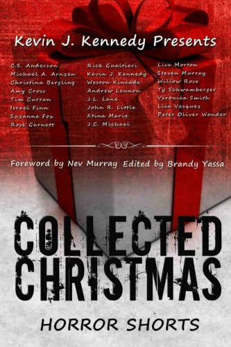 Books : Collected Christmas Horror Shorts