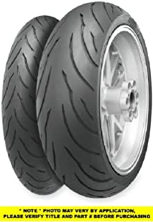 Continental Motion Motorcycle Tire RR 150//70-17 Radial