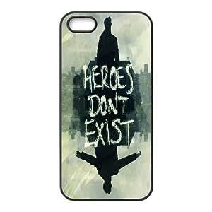 iPhone 5, 5S Phone Case Sherlock F5H7444