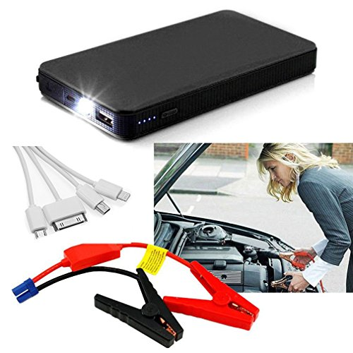 12000mAh Portable Ultra thin Emergency Flashlight