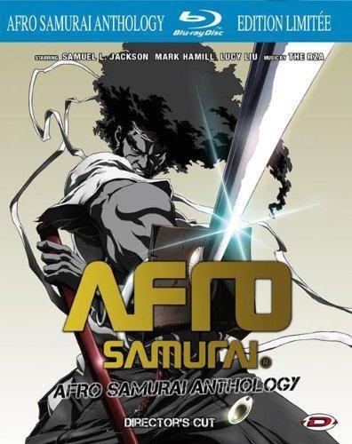 Amazon.com: Afro samurai Anthology (Afro samurai & Afro ...