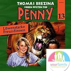 Löwenstarke Freundinnen (Sieben Pfoten für Penny 13)