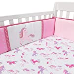 Lambs-Ivy-Magic-Unicorn-Pink-Perfect-Fit-4-Piece-Baby-Crib-Bumper
