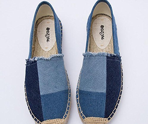 37 Canvas Washed Shoes Denim blue YTTY qwPAEXvTE