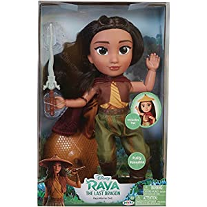 Disney's Raya and the Last Dragon Doll Articulated Large Raya Doll