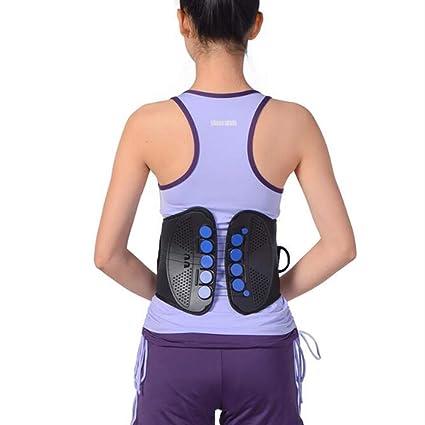 Amazon com: YC° Lumbar Spine Decompression Back Brace