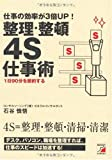 「整理・整頓4S仕事術」石谷 慎悟