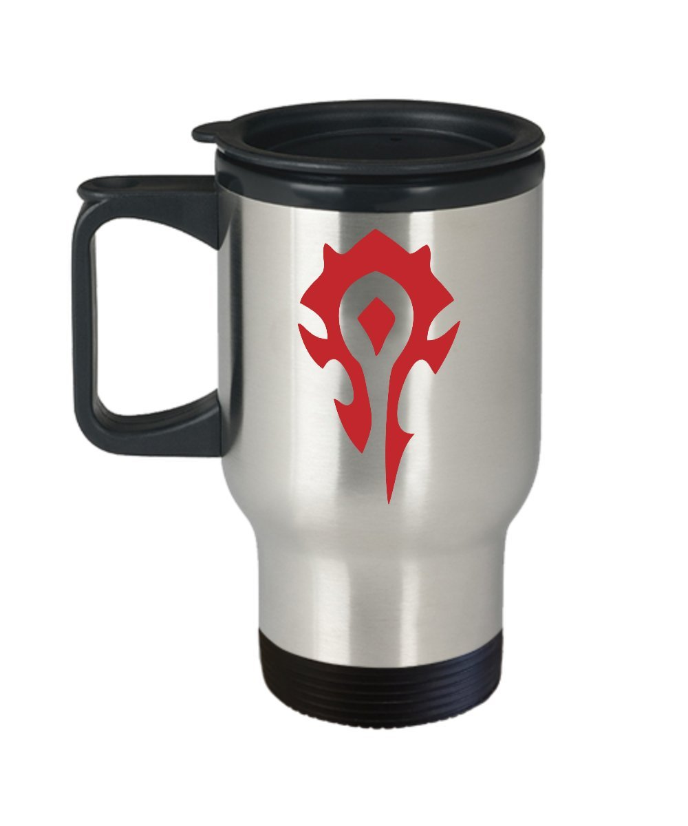 World Travel Warcraft Alliance Of Horde 16oz Mug Coffee hQsdtrC