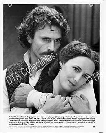 movie photo mountains of the moon patrick bergin fiona shaw still fn at amazon 39 s entertainment. Black Bedroom Furniture Sets. Home Design Ideas