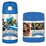 Skyalnders Funtainer Thermos Bottle & Food Jar by Activision